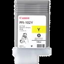 CANON PFI-102 JAUNE