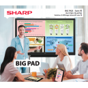 BIG PAD SHARP PN 60TW3A